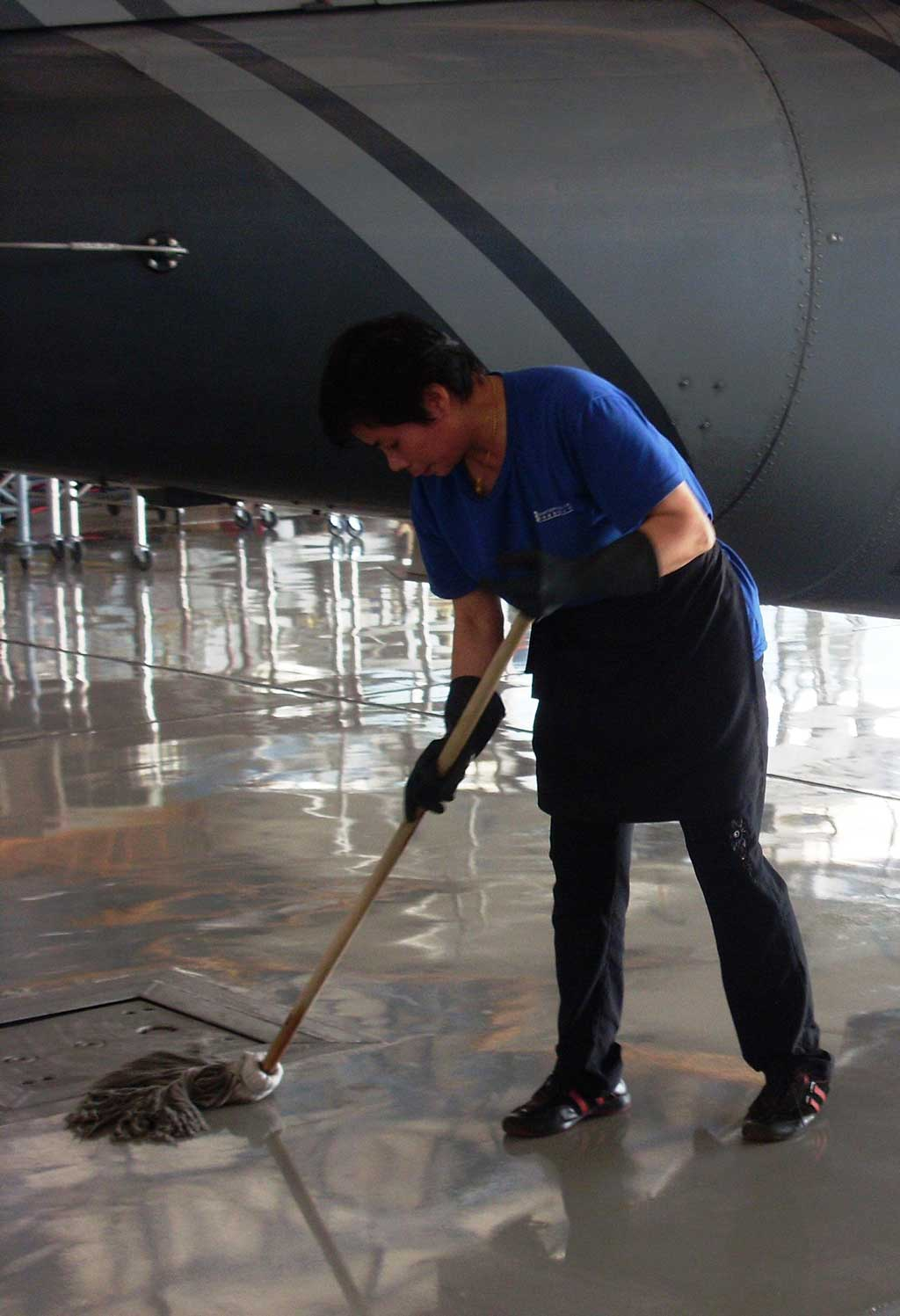 Cleaning Services Bright Services Co Ltd